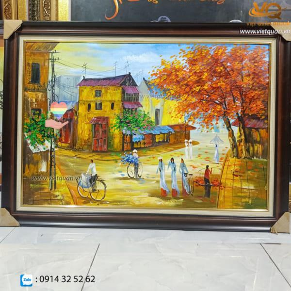 tranh-son-dau-phong-canh-pho-co-vqtsd-0024